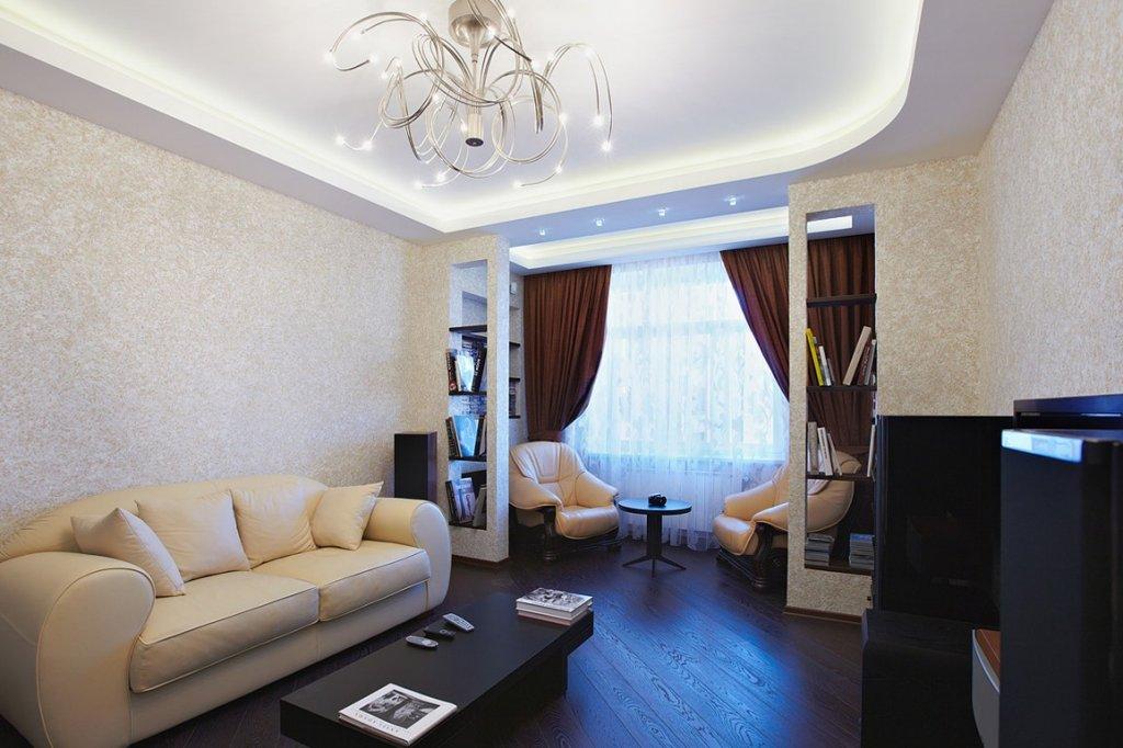 Капитальный ремонт трехкомнатных квартир под ключ