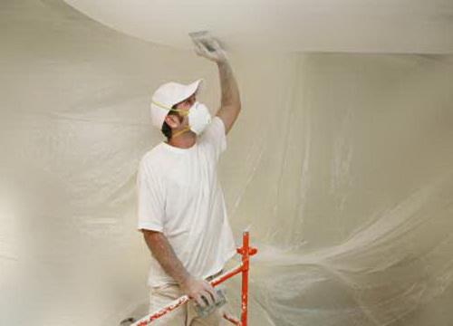 отделка потолов от профессоналов харькова
