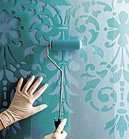 Декоративная покраска стен в Харькове